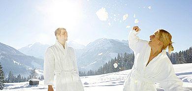 Kurz mal Ski + Wellness